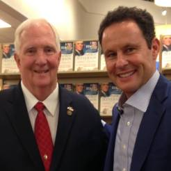Dudley and Brian Kilmeade